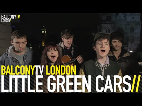 LITTLE GREEN CARS - JOHN WAYNE (acoustic)