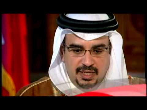 HRH Prince Salman bin Hamad Al Khalifa, Crown Prince of the Kingdom of Bahrain, on Al Arabiya