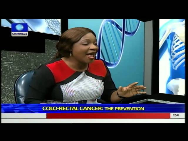 Health Matters: Discussing Prevention Of Colo Rectal Cancer Pt 1
