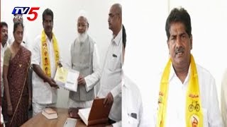 TDP Leader Ashok Babu Takes Oath as MLC