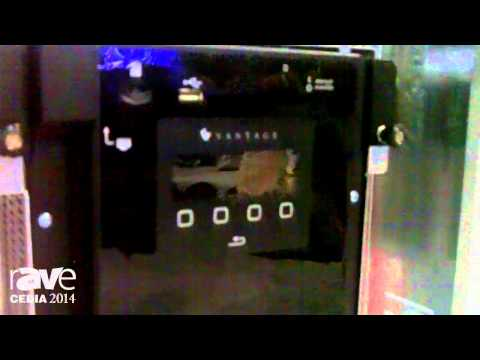 CEDIA 2014: Vantage Talks About IC36-2 Controller