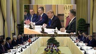 TT Trump khen Việt Nam, mời lãnh tụ Cộng Sản thăm Mỹ năm nay