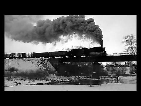 Обкатка паровоза, 2016г
