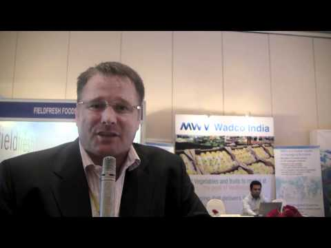 Tesco's Johnathan Sutton on Fresh Produce India