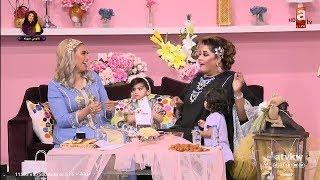 دكتورة خلود وخلود الصغيرة مع هيا الشعيبي في فانوس هيونة حلقة 18