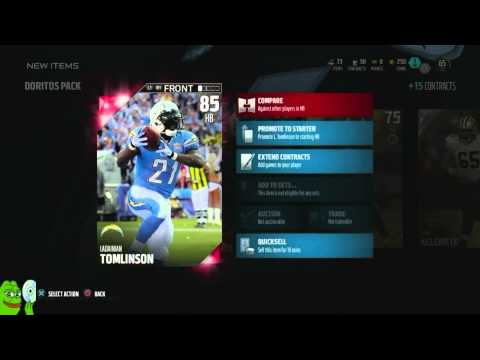 Madden 16 Ultimate Team :: We Got LaDainian Tomlinson And OBJ! :: Budget Squad Series Ep.1