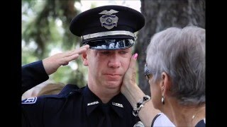 Law Enforcement Tribute- Never Let Go