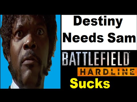 Samuel L. Jackson As The Ghost In Destiny! All H1Z1 Data Deleted Today.Battlefield Hardline SUCKS