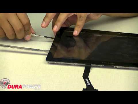 How To Replace The Screen On A Samsung Galaxy Tab 2 10.1 | How To Save