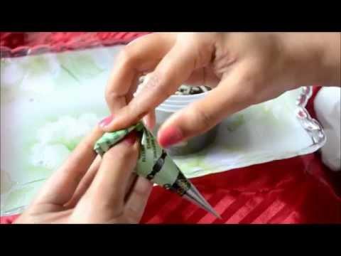 How to make Henna Cone