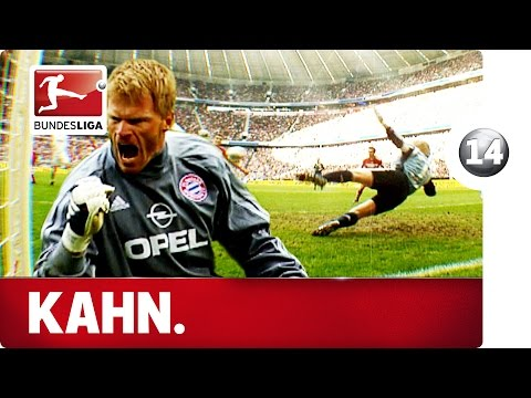 Oliver Kahn's Top Saves - Advent Calendar 2015 Number 14
