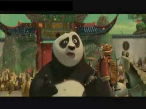 Panda Kung fu in arabic (Demo)....