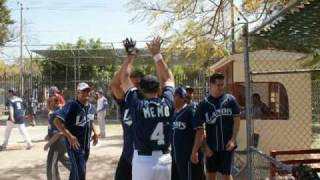 Final de Softball Landis & Gyr vs RIM Jabil GDL