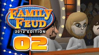 Family Feud: 2012 Edition - Part 02 (5-Player)