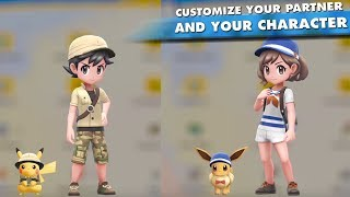 Pokémon: Let's Go, Pikachu! Let's Go, Eevee! NEW TRAILER BREAKDOWN! Character Customization & MORE!