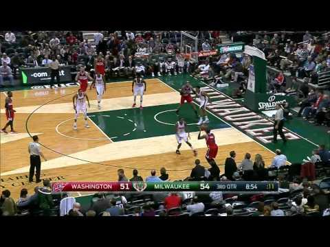 Washington Wizards vs Milwaukee Bucks - Recap