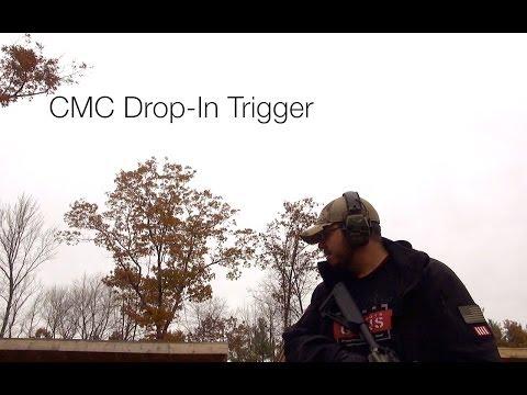 CMC 3.5lb Flat Trigger