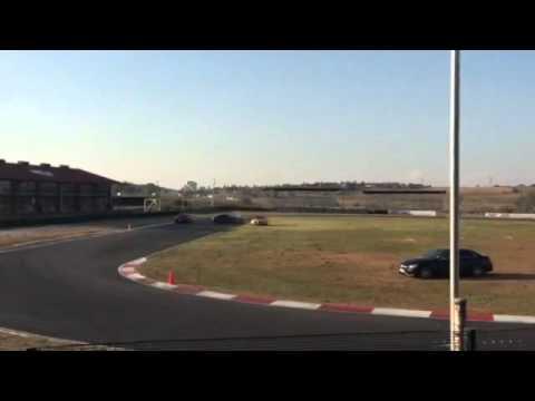 Watch  SA advanced drivers crash R2 6m Mercs   Wheels24