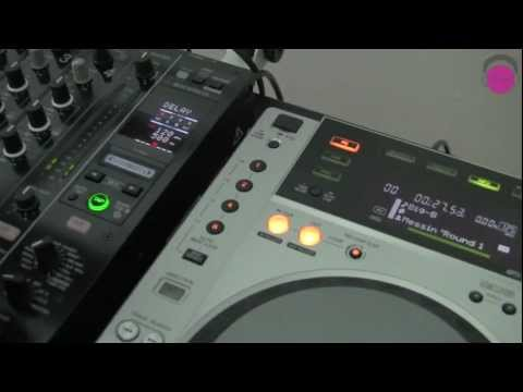 Pioneer CDJ-850 Native Scratch Live + Denon DN-HC1000 & Novation Dicer | agiprodj.com