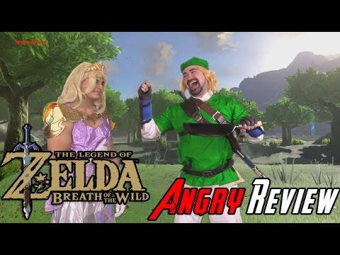 The Legend of Zelda: BoTW Angry Review