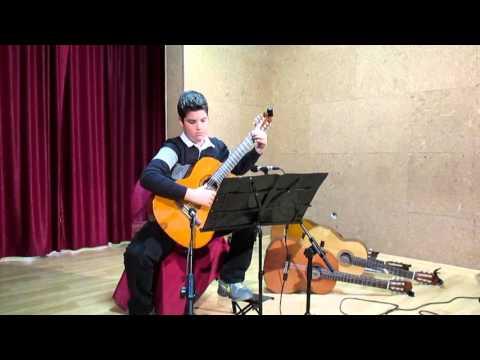 Aleksander Vinitsky - Etude No1