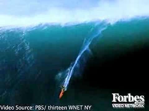 Surfer Ken Bradshaw Chats w/ Jim Clash About His 85-ft. Wave