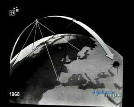 Navigation Satellites and Techniques 1968