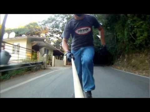 Longboarding: Gansta Lean PUERTO RICO