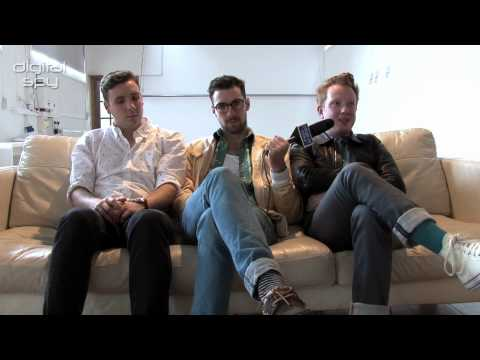 Alex Trimble talks Olympic Opening Ceremony
