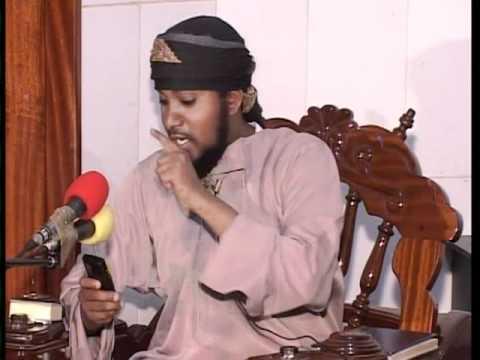 Sheikh Nurdin KISHKI - VIJUE VIKAO VISIVYOKUWA VYAKHERIRI
