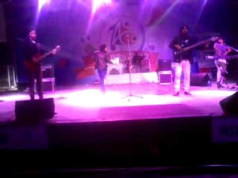 Astitva band live Ramta Jogi at IIITM Gwalior
