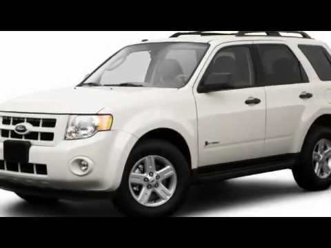 2009 Ford Escape Video