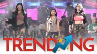 Viral dancing teacher nag dance showdown kasama sina Kim Chiu at Jessy Mendiola sa dance floor