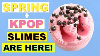Download Lagu KPOP SLIMES🔥 and LIMITED EDITION SPRING SLIMES💕 Are In The Slime Shop! - Peachybbies Restock Jan. Gratis STAFABAND