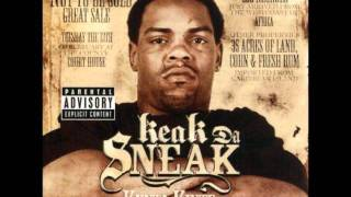 Keak Da Sneak-Super Hyphy