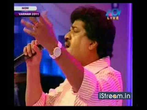 Varnam 2011: MG Sreekumar sings Suryakireedam...