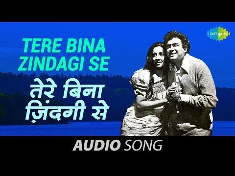 Tere Bina Zindagi Se - Aandhi 1975 (Original)  - Lata Mangeshkar...