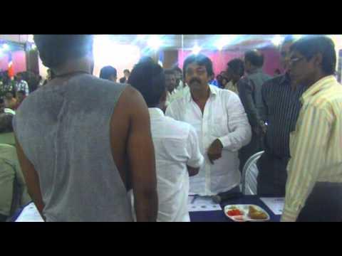 Maharashtra Navnirman Chitrapat Kamgar Sena Danka Vijay Saroj video