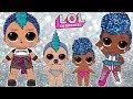LOL Confetti PoP 2. Dalga Bebekleri LoL wave 2 Erkek L.O.L Unicorn bebek oyuncak bebekler.mp3