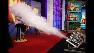 Melissa McCarthy and Ellen Play 'Danger Word'