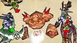 Survival chaos - битва 4 имб