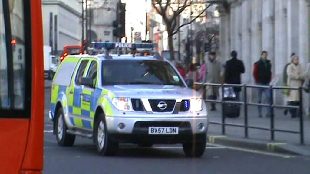 Metropolitan Police Nissan Navara Roads Policing Unit ...