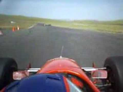 marco andretti @ thunderhill 2004 Video