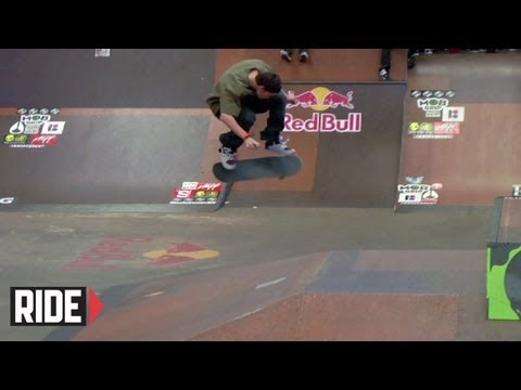 Paul Rodriguez Wins Tampa Pro 2010