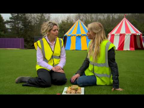 [PART2] DENISE VAN OUTEN REPORTS FROM CBEEBIES LAND AT ALTON TOWERS RESORT