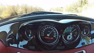 2015 BMW Z8 100-250km/h fast acceleration DRIVE & SOUND 1080p