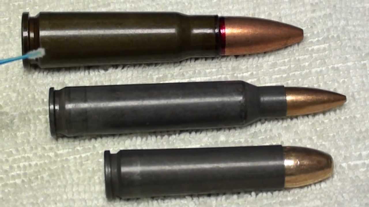 Carbine Steel 30 Carbine 7.62x39 Steel