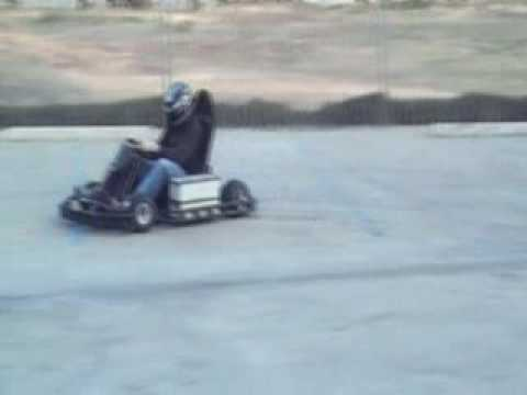 50,000 Watt Electric Go Kart
