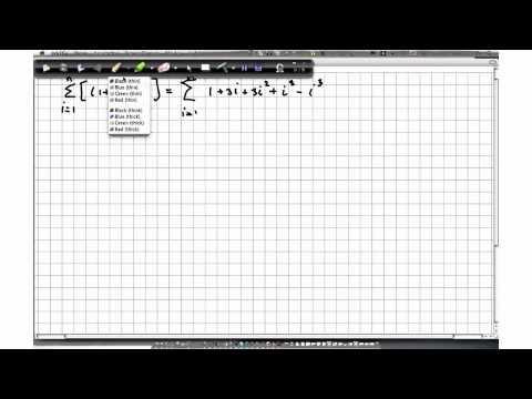 Demostración de la suma de cuadrados