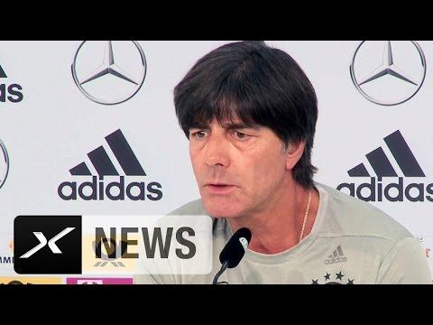 """Joachim Löw: """"Marco Reus kann nur geradeaus laufen""""   BVB-Pechvogel verpasst EM 2016"""